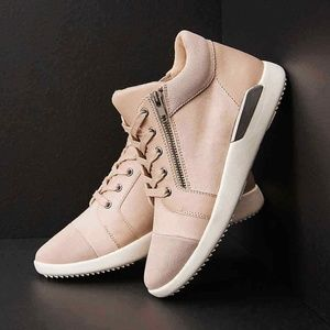 Aldo Jahnsen High Top Sneakers Blush Pink 10